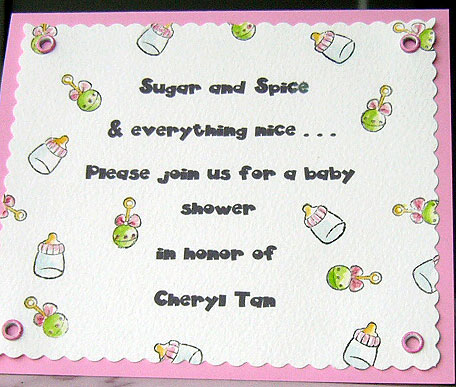 click here to view a bigger image of this sweet baby invitation.