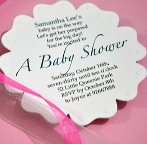 Make your baby shower invitations pop baby shower invitations 1