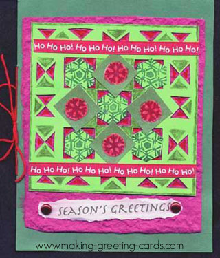 business christmas card 9