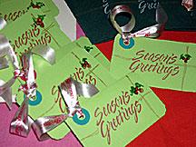 Christmas Gift Cards - Christmas Gifts