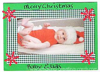 christmas photo card 3