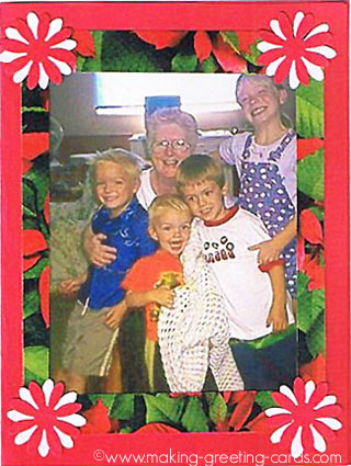 christmas photo card 4