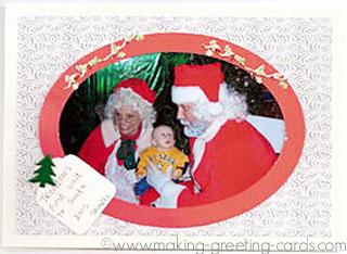 christmas photo card 9