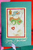 Christmas Card - Holiday Greeting Card