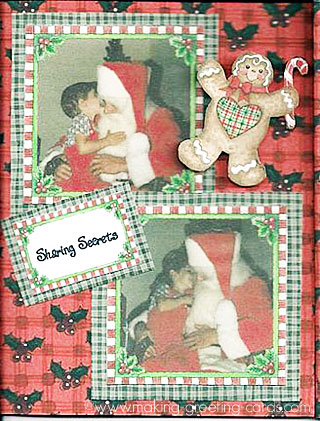 christmas photo card 5
