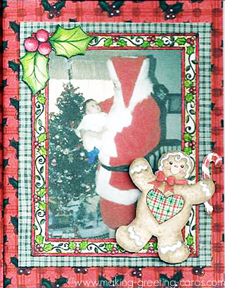 christmas photo card 6