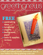 cardmaking magazine
