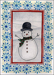 Christmas Card - Unique Greeting Cards