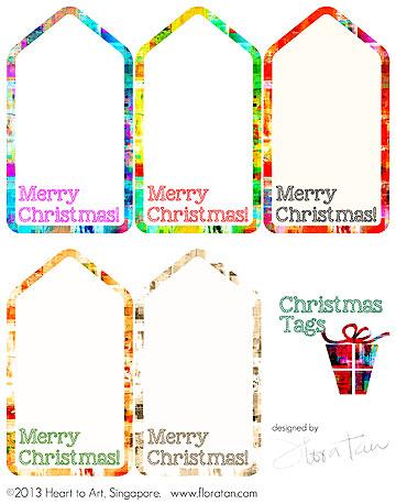merry christmas tags/Merry Christmas Tags