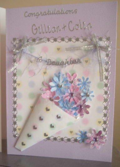 congratulation! baby card