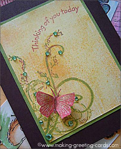 sympathy card's verses