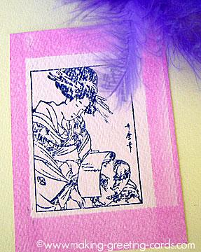 artist trading card/ATC 1