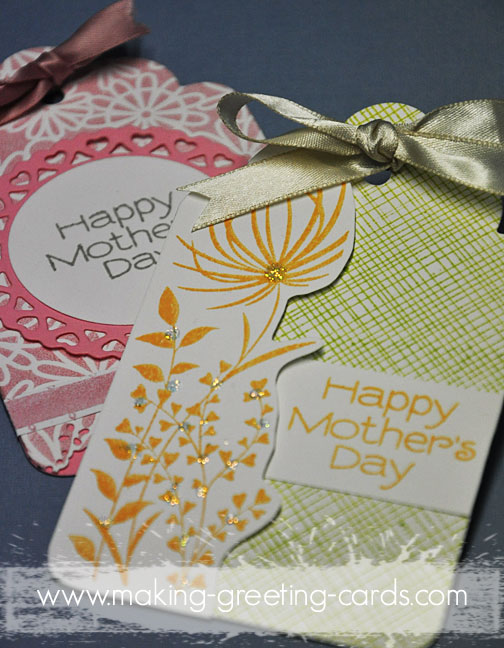 mothers day tags/Happy Mother's Day Tags