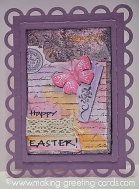 happy easter/Happy Easter Greeting Card