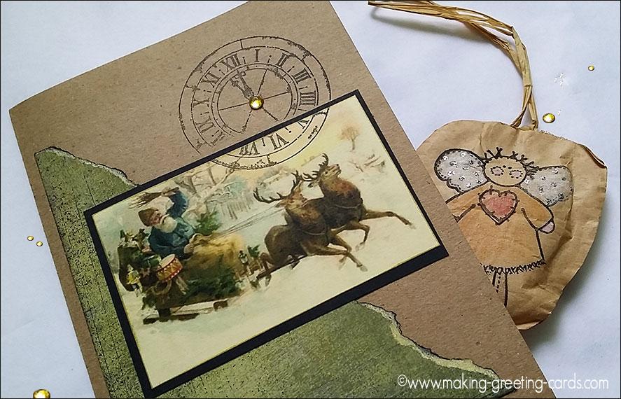 handmade christmas cards/Readers' Cards
