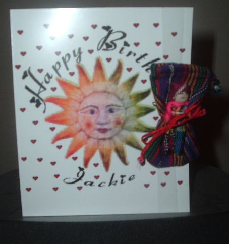 art doll birthday card 2