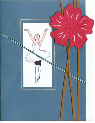 Happy Birthday To A Ballerina
