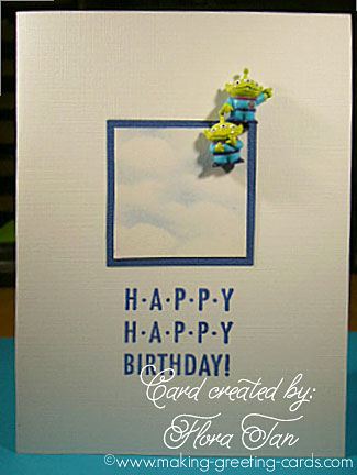 birthday card for kids/Happy Happy Birthday!