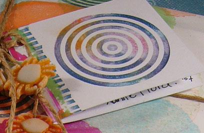 A Handmade Gift Card