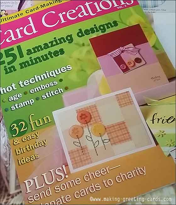 card creations/Card Creations Magazines