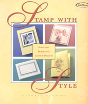card making book/Stamp with Style