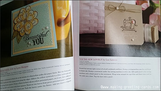 card making magazines/CARDS magazine pages