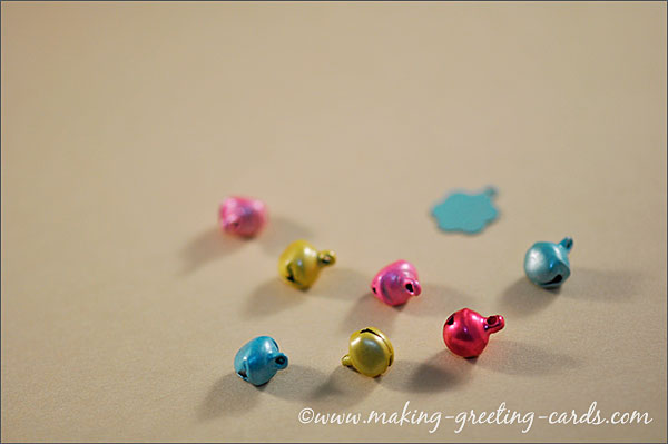 bells for card making