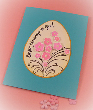 easter greeting cards/Easter Blessings to You!