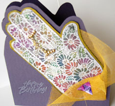 click to view bigger image of this henna card