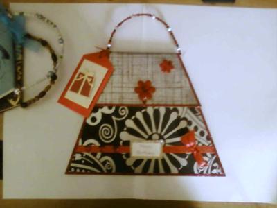 Handbag Greeting Card