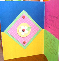 beautiful handmade card