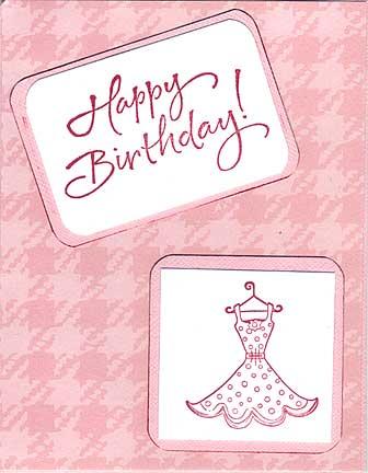 happy birthday cards homemade. It#39;s a handmade Happy Birthday