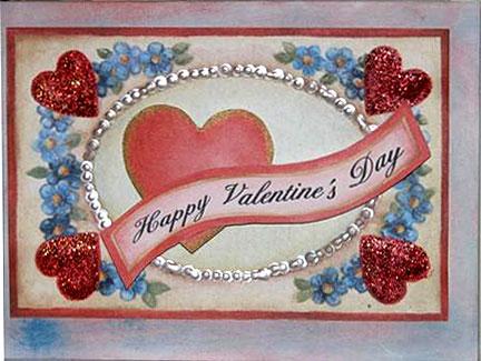 Happy Valentine's Card