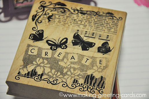 hero arts collage create/Hero Arts Collage Stamp