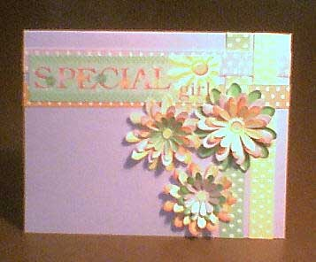 special girl card