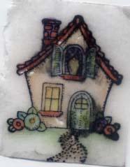 color image transfer/Color Image Transfer from Rubber Stamp