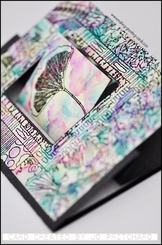 japanese style card/Japanese Handmade Card