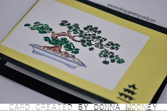 japanese design/Japanese Handmade Card