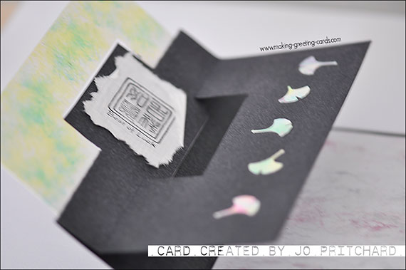 japanese card/Japanese Handmade Card