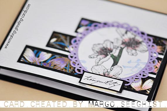 japanese design card/Japanese Greeting Card