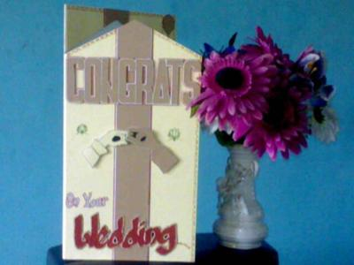 Just Wedding Card