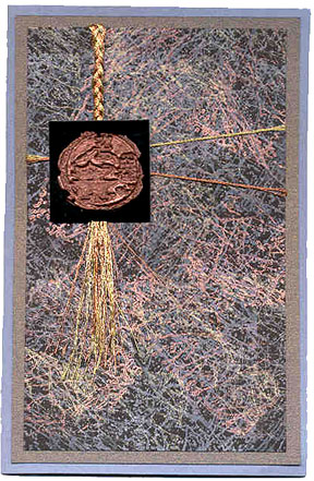medallion card/Barbara Phelps' Medallion Card