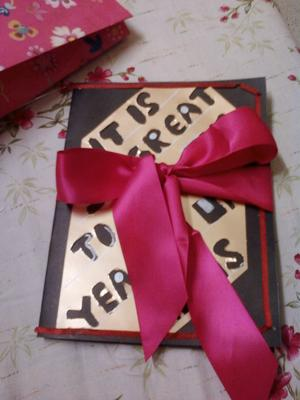 Wedding Anniversary Gifts For Husband In Pakistan : On Our 2nd Anniversary Card