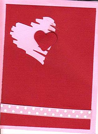 Title : Valentine's Card