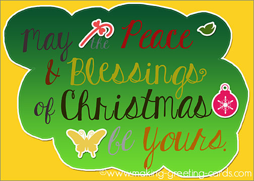 free printable christmas greeting card/Printable Christmas Card