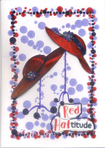 red hat card/Red Hattitude