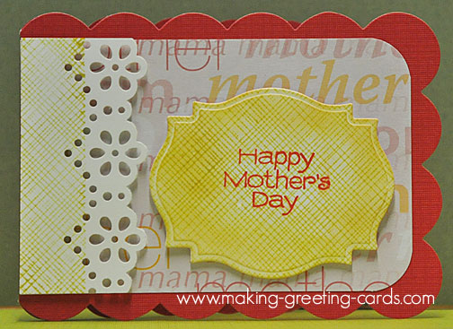 mothers day card/Happy Mother's Day Card 3