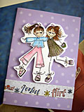 sister day card