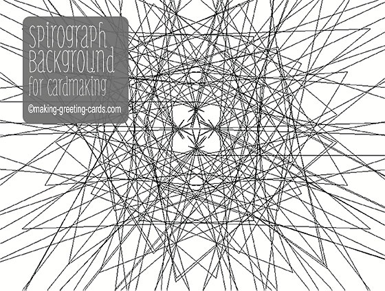 spirograph background