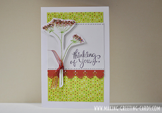 thinking of you greeting card/Thinking of You Greeting Card